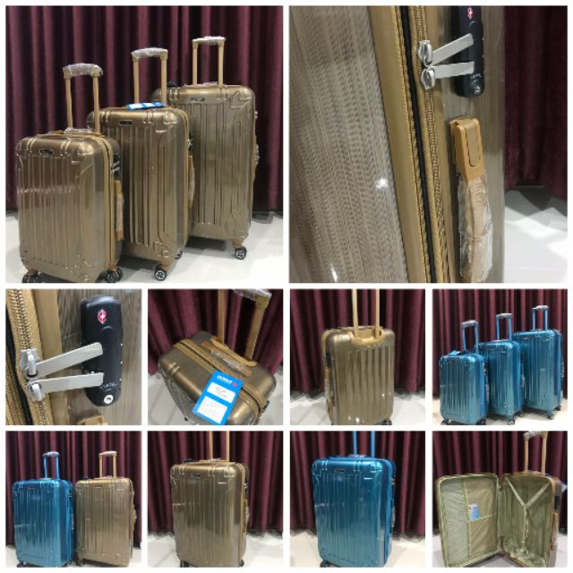 กระเป๋าเดินทางล้อลาก ขนาด 20 - 28