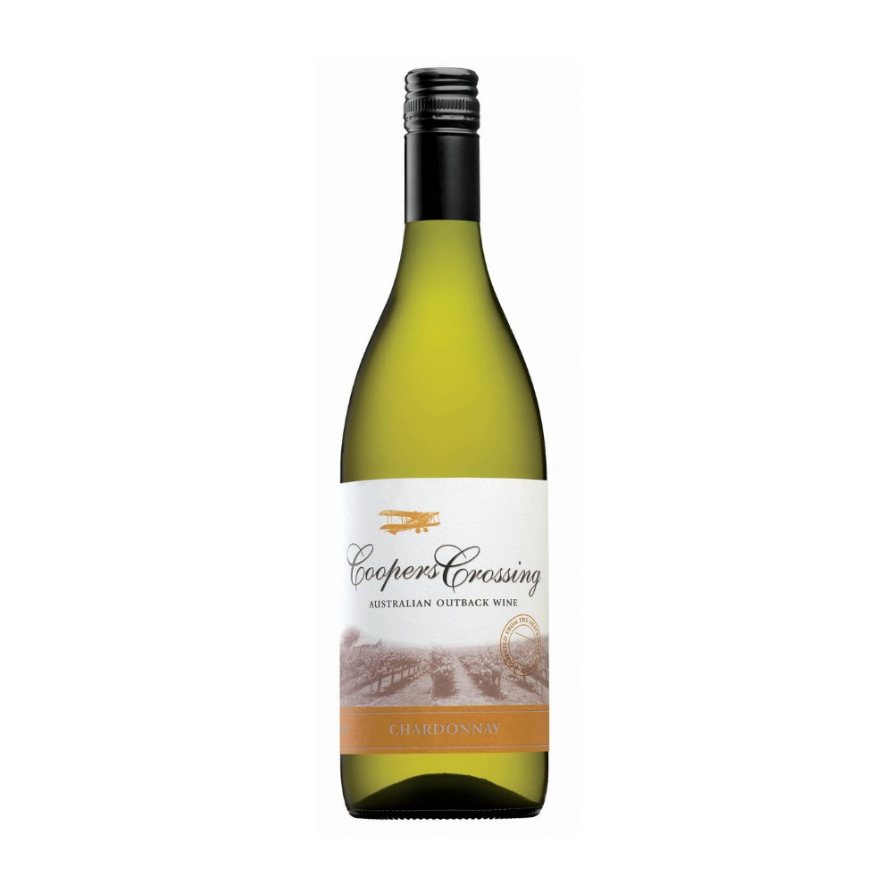 Coopers Crossing Chardonnay / Shiraz / Carbernet Sauvignon Red ...