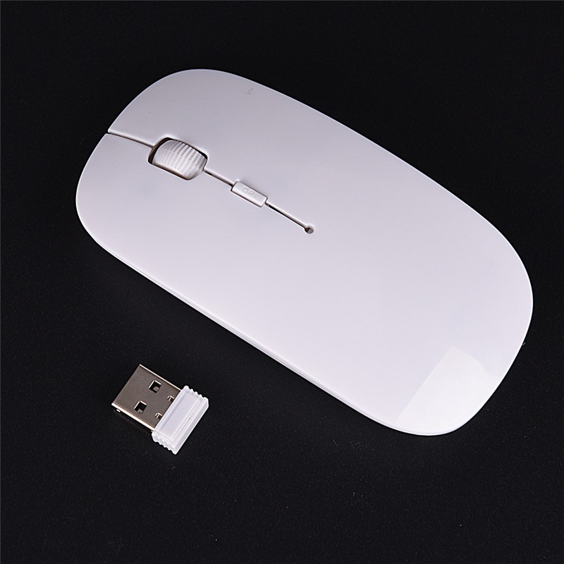 ed7fa6149 ProductImage. ProductImage. ❤ADA❤ Wireless Mouse USB Optical Scroll Mice  For Tablet Laptop Computer Finest