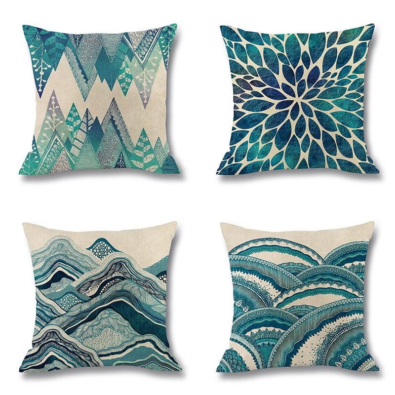 Modern Decorative Pillow Case Cushion