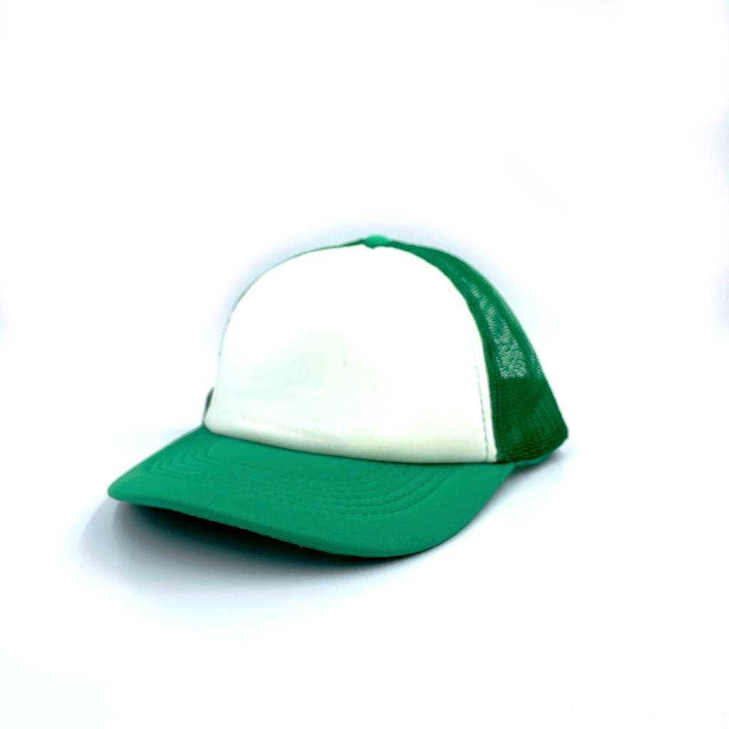 [READY STOCL] Baseball, Unisex 5 Panels Netting Caps - 6 colors