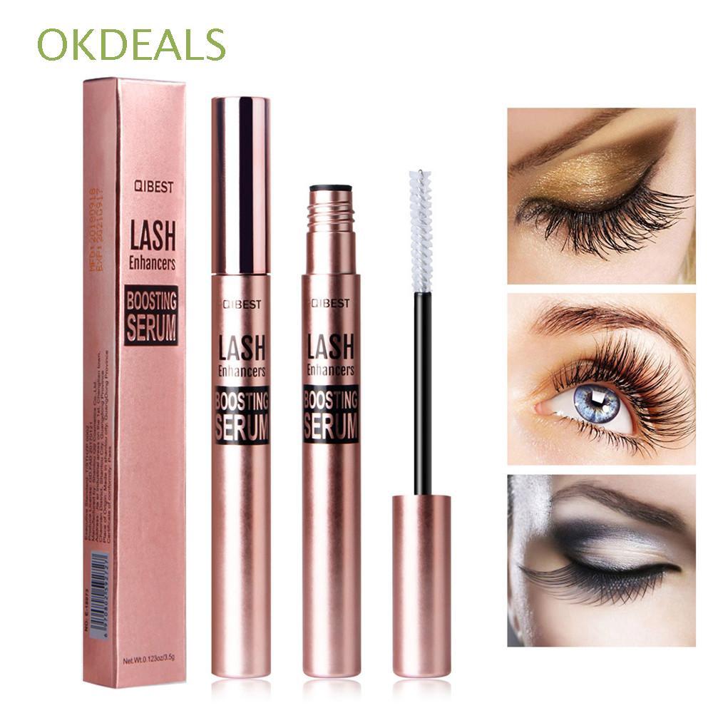 ef4514d8002 Qibest Makeup Eyelash Growth Serum Nourishing Lash Thicker Growth Liquid    Shopee Malaysia
