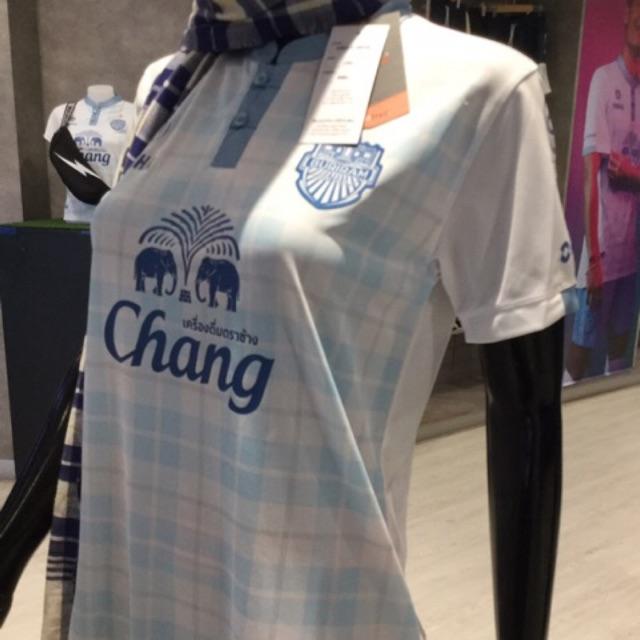 เสื้อเยือนบุรีรัมย์ 2019 แท้