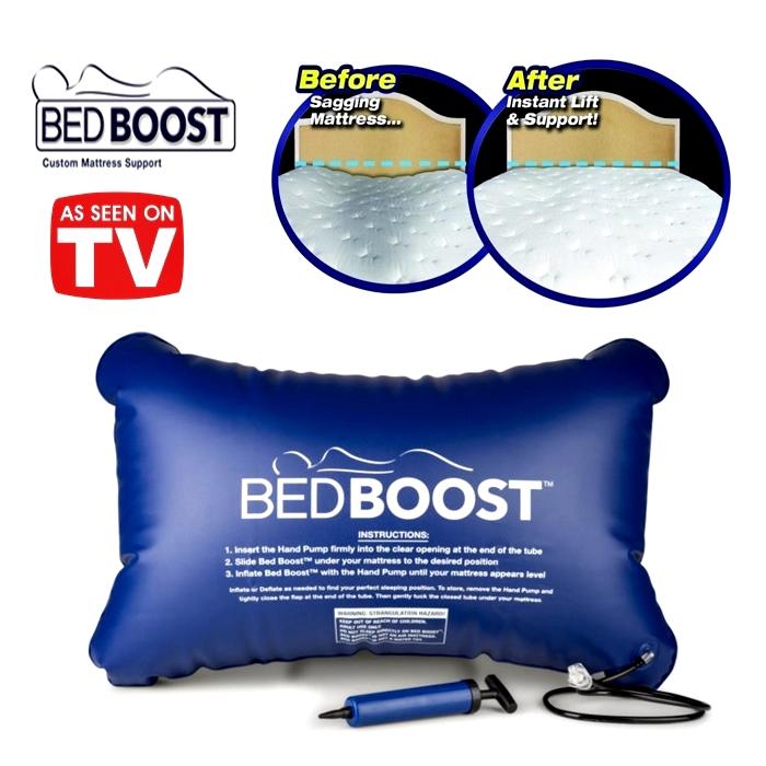 Bed Boost Mattress Support | Fast Fix For A Sagging Mattress