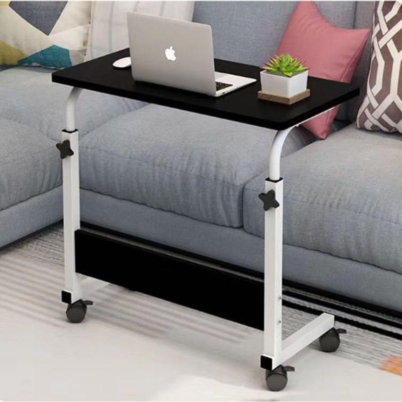 simple modern movable lifting table床边升降桌懒人桌简易笔记本电脑桌床上家用简约现代可移动升降桌