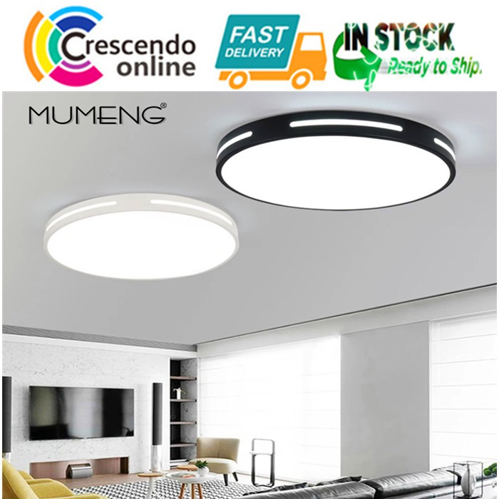 Sound Controlled Automatic Ceiling Lamp LED Light Module Light Fitting 18W