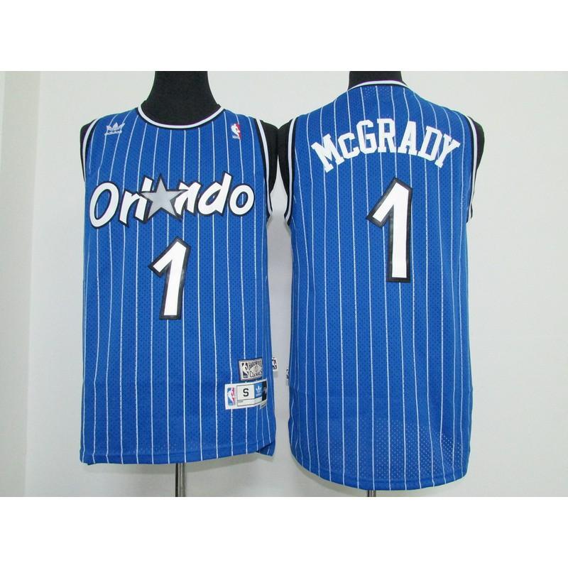 san francisco 14479 919c7 Tracy McGrady #1 Orlando Magic NBA Jersey Cod