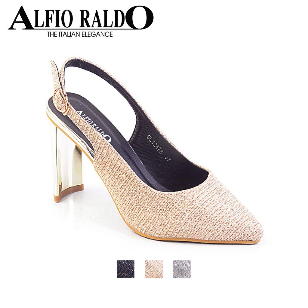 cd60e634e09d Alfio Raldo Vintage Embroidered Cut Out Block Heel -SL-12650 ...