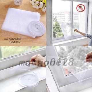 DIY Insect Screen Magnetic Window Mosquito Fly Screen Easy to