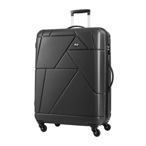 Kamiliant Verona Spinner 76 Texture - Black TSA Luaggage