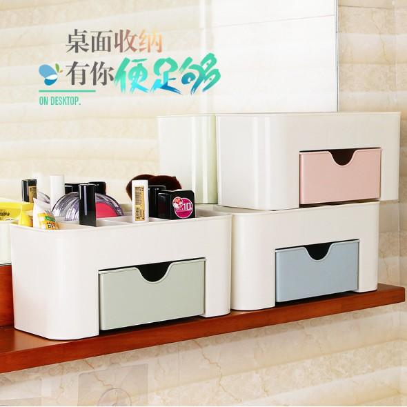 Makeup  ,Cosmetic Organizer/ Box for Bathroom, Organizer Drawers, Makeup Brush Organizer Storage Box