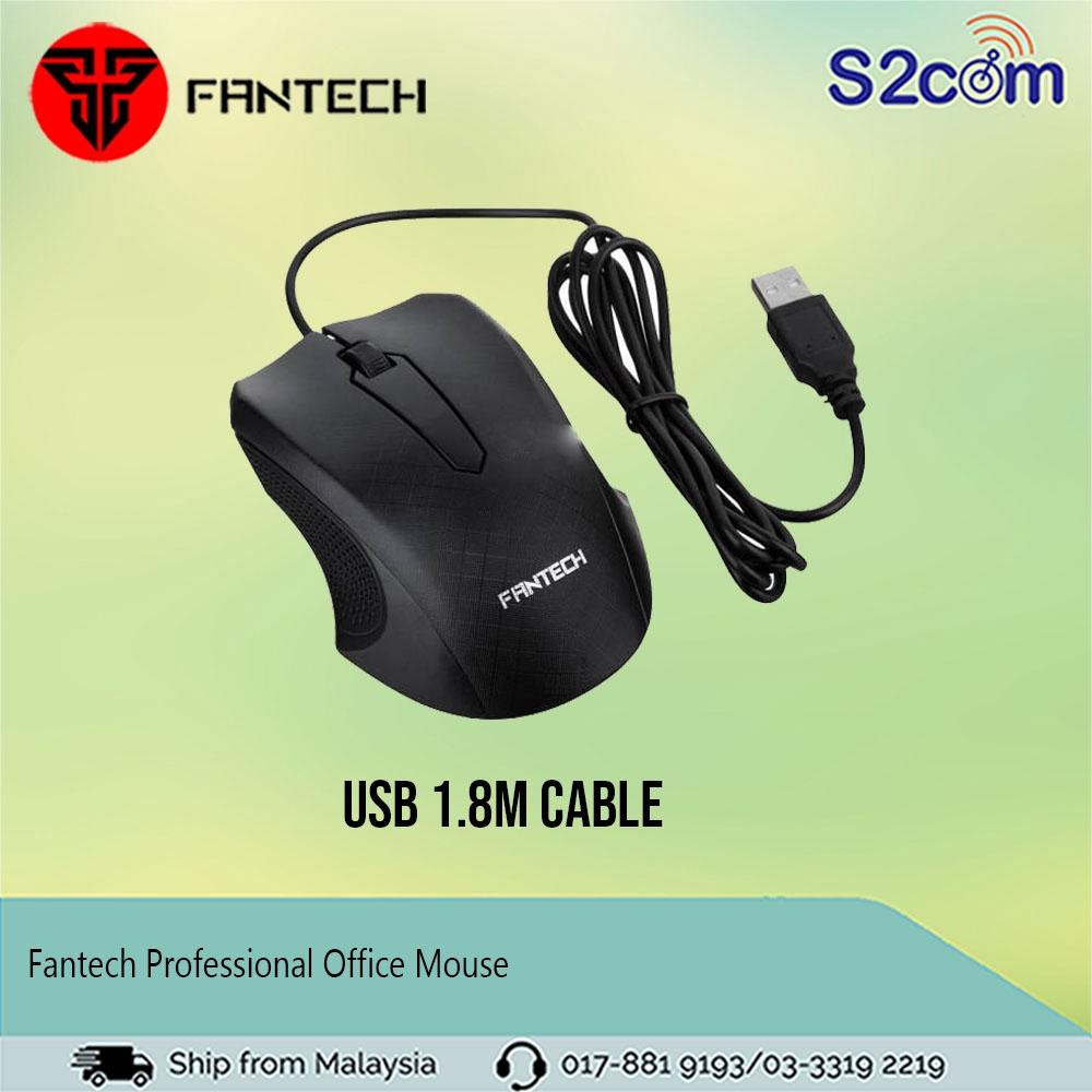 Fantech Professional Office Mouse T20/MO20   Shopee Malaysia