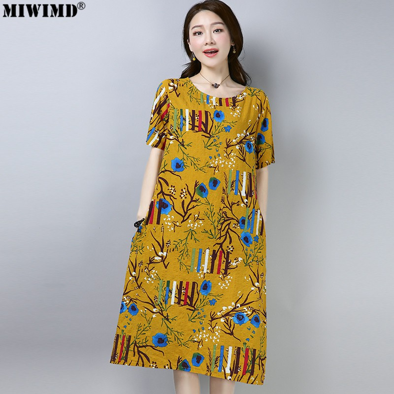 acc0d8e3ffa5 Wholesale Vestido Dress Women Character Fashion Printed Casual Dress For  Girl