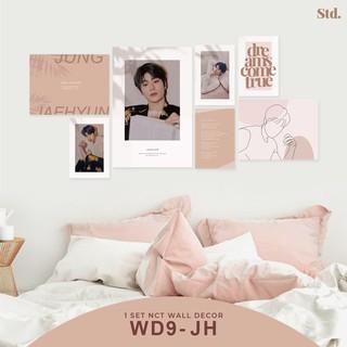 Wd9 Nct 127 Wall Decor Poster Kpop Aesthetic Minimalist Tumblr Decoration Jaehyun Mark Taeyong Hiasan Dinding Shopee Malaysia