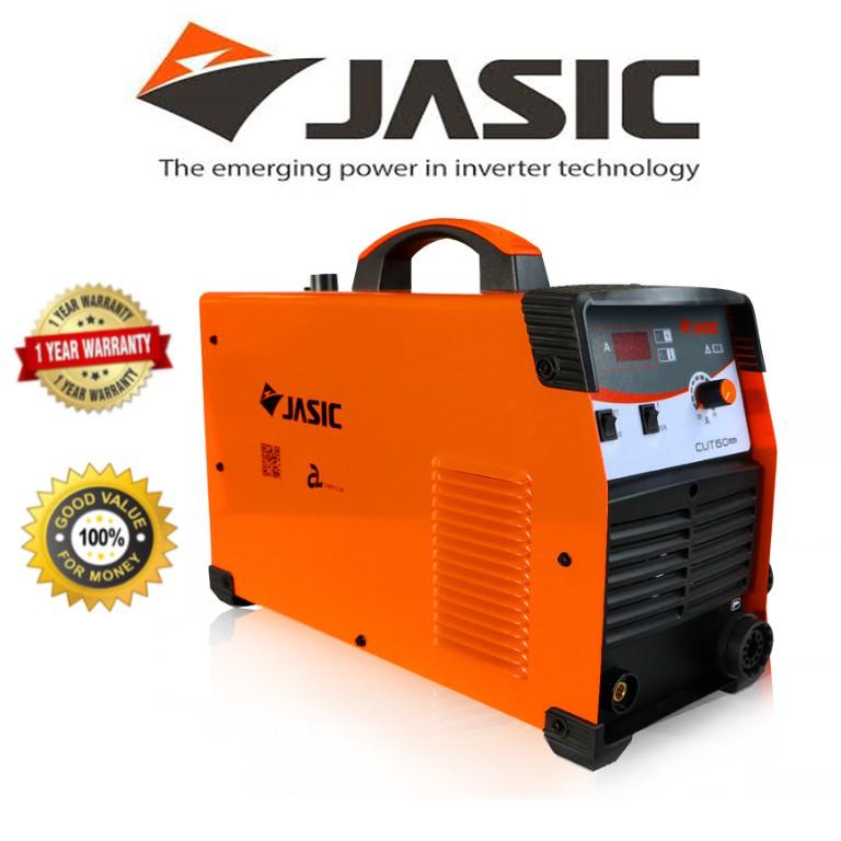 JASIC CUT60SP -L211- SINGLE PHASE PLASMA CUTTING MACHINE