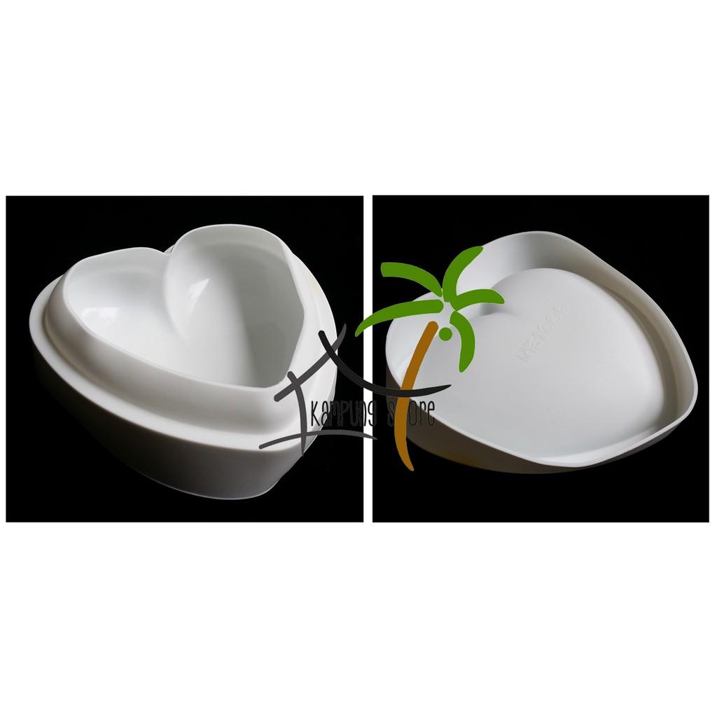 KS - Silicone Mould - Heart