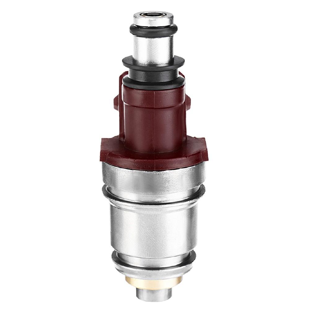 4x Fuel Injectors 16600-86G00 16600-86G10 For Nissan D21 Pickup 2.4L 1990-1995