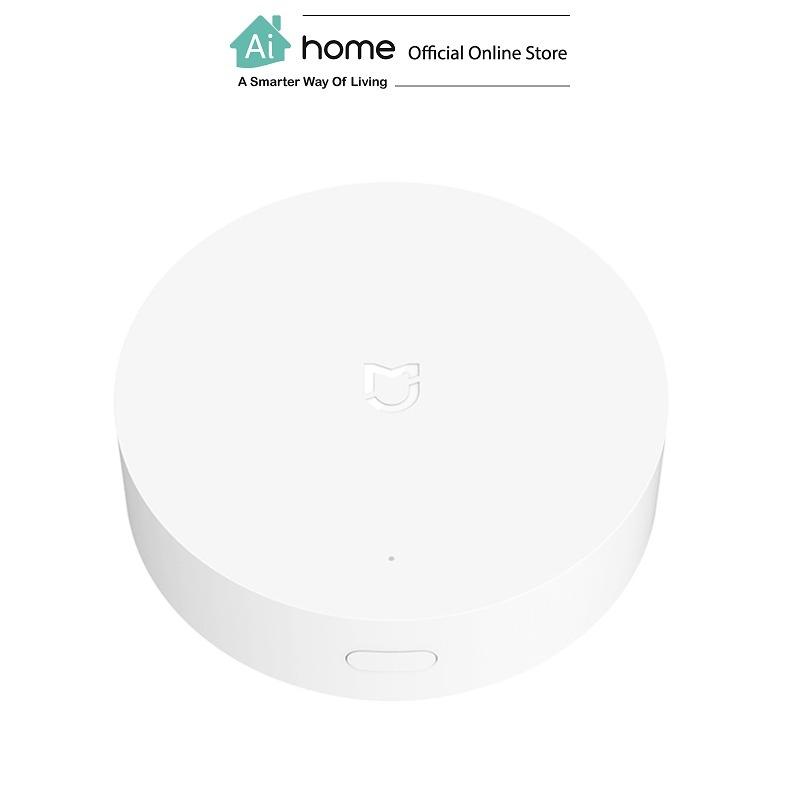 XIAOMI Intelligent Multimode Gateway 3.0 Zigbee (White) with 1 Year Malaysia Warranty [ Ai Home ]