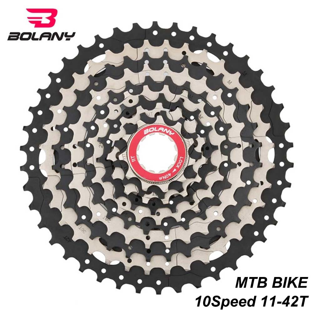 MTB Bike 9 Speed 11-32T Gold Cassette Flywheel fit Sram Avid Shimano Bicycle