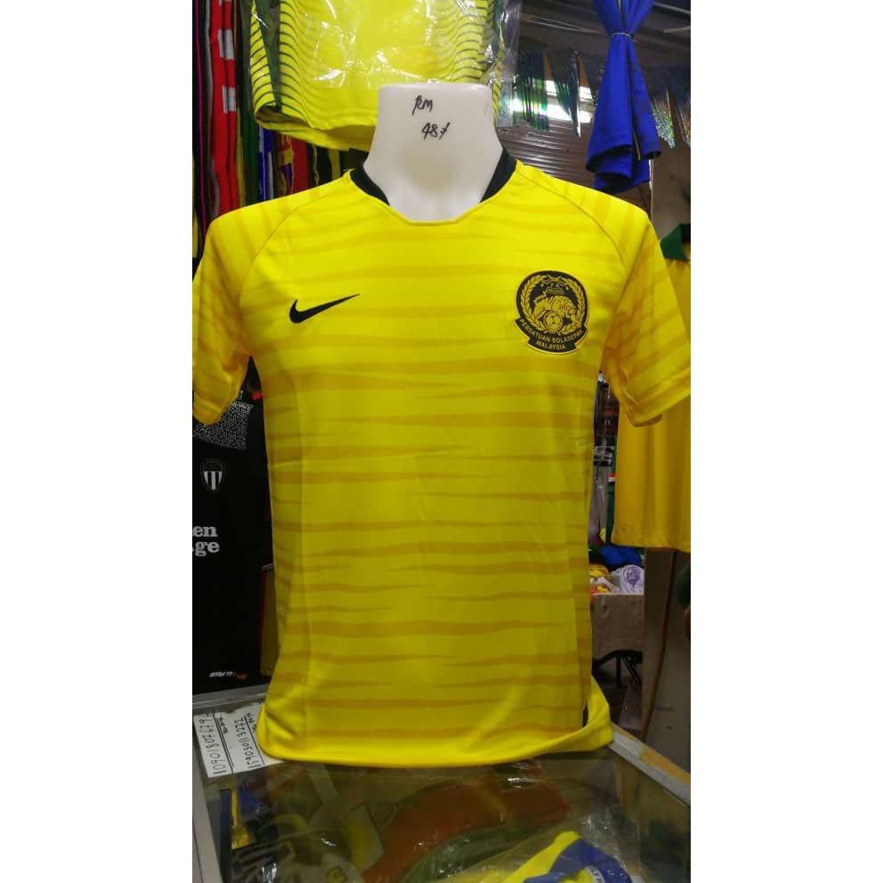 9587d3f4ff18 Jersey Away Malaysia 2018