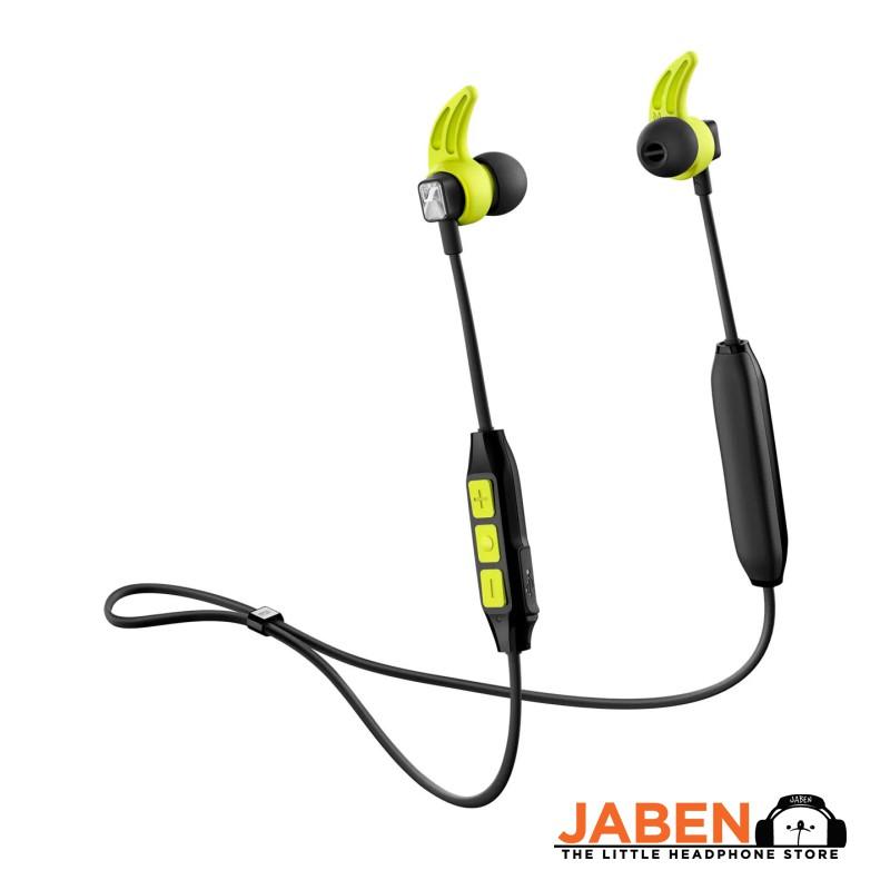 Sennheiser CX SPORT Sweatproof aptX 6 Hours Battery Bluetooth Neckband In-Ear Earphones [Jaben]