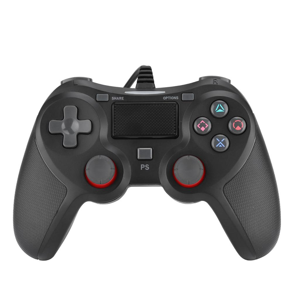 USB Game for Controller PS4 Game Console Smart Wired Gamepad PC