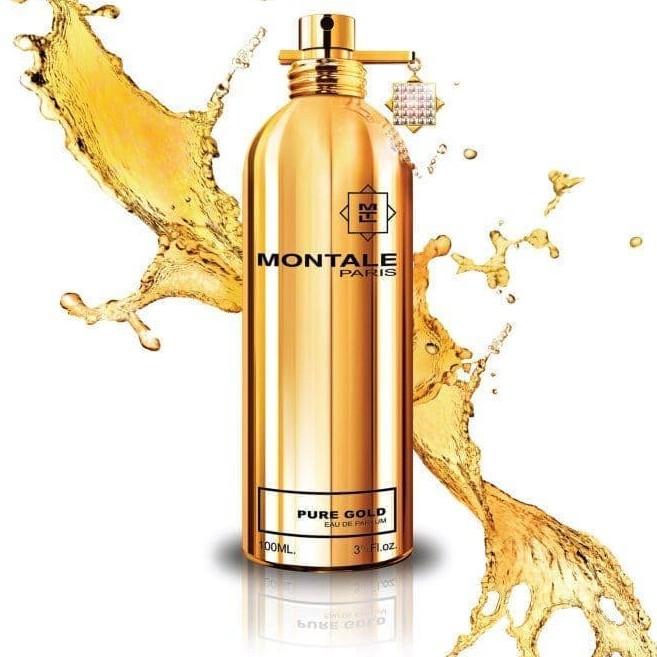 Montale paris pure gold edp 100ml | Shopee Malaysia
