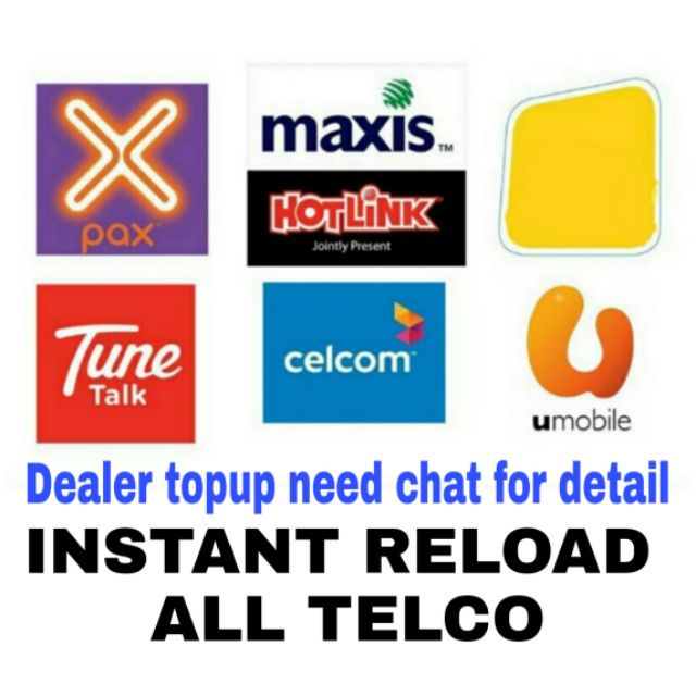 Mobile Instant Reload Topup