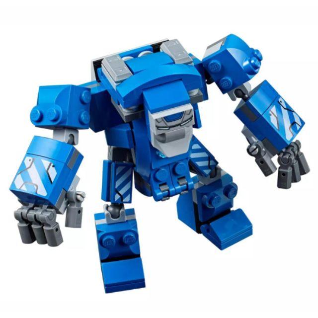 LEGO AVENGERS ENDGAME IRON MAN 76125 IGOR MECH MINIFIGURE MK38 BUILD ONLY