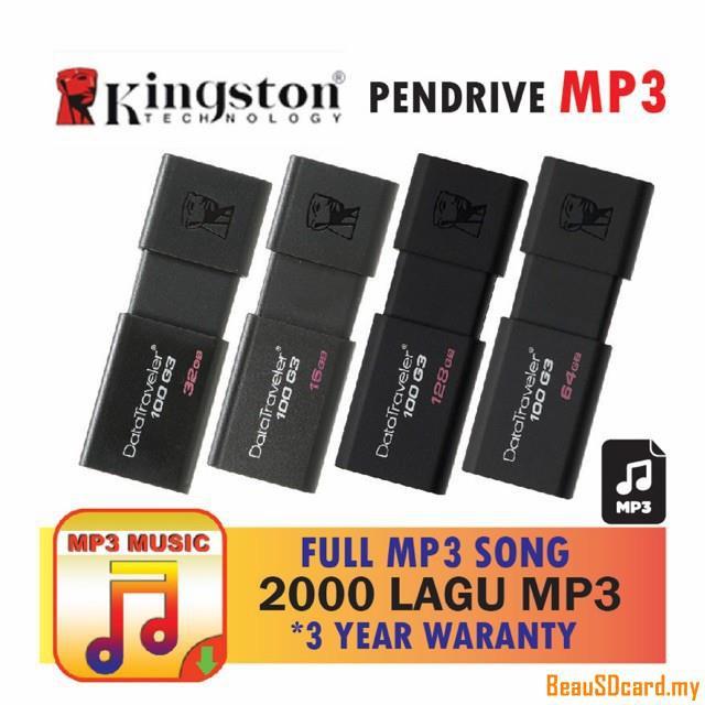 Hot Sell PENDRIVE FULL LAGU MP3