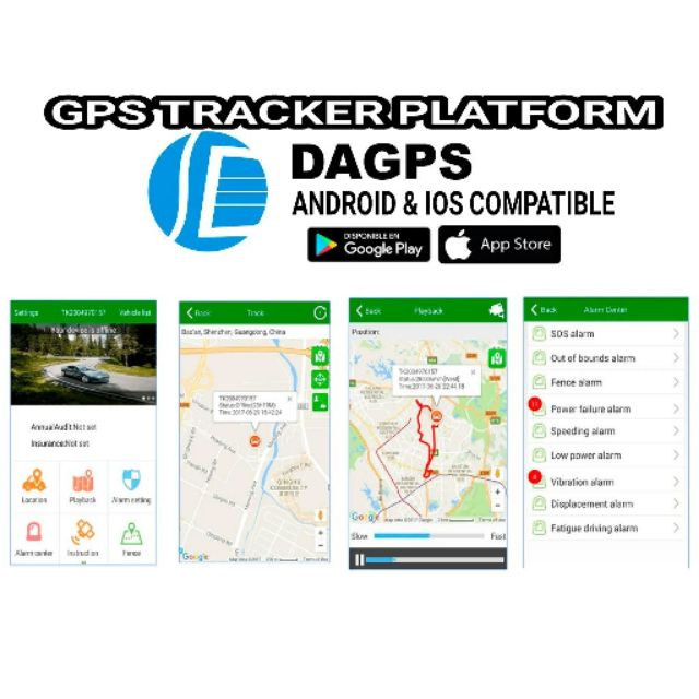 DAGPS GPS110 PLATFORM RENEWAL ANNUAL FEE