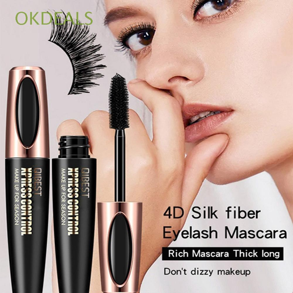 f76a08f5772 ProductImage. ProductImage. Sold Out. Black Waterproof Longlasting Thicken  Cosmetic Tool 4D Silk fiber Mascara