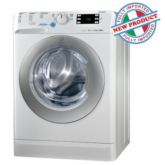Indesit Innex Front-Load Washing Machine (9kg) XWE 91283X WSSS EU