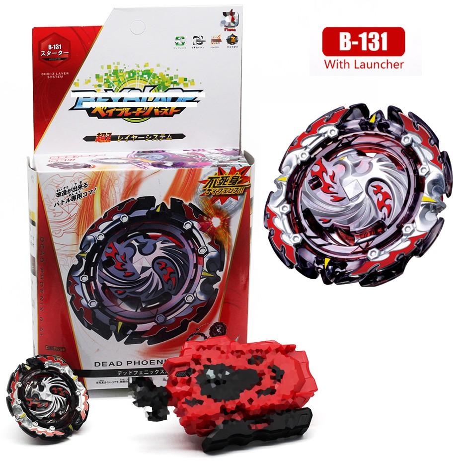 Metal Beyblade Burst Toy Arena Bursting Gyroscope Toy Children Boys Gift  b131