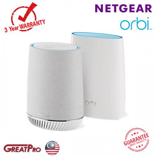 NETGEAR ORBI AC2200 ADD-ON SATELLITE (RBS20) | Shopee Malaysia