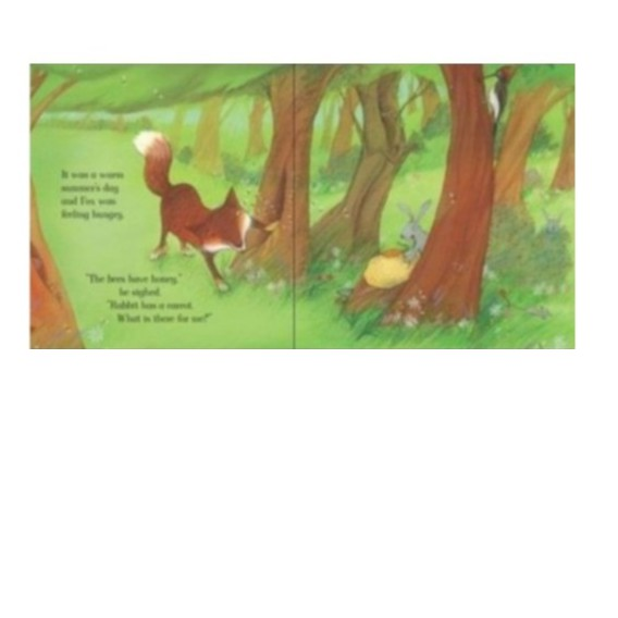 The Fox And The Crow (First Reading Level 1) , ISBN : 9780746085301