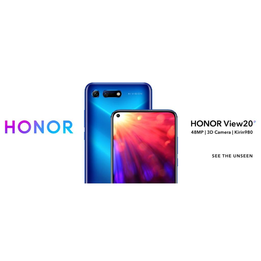 HONOR MALAYSIA Honor View 20 128GB / 256GB (ORIGINAL)