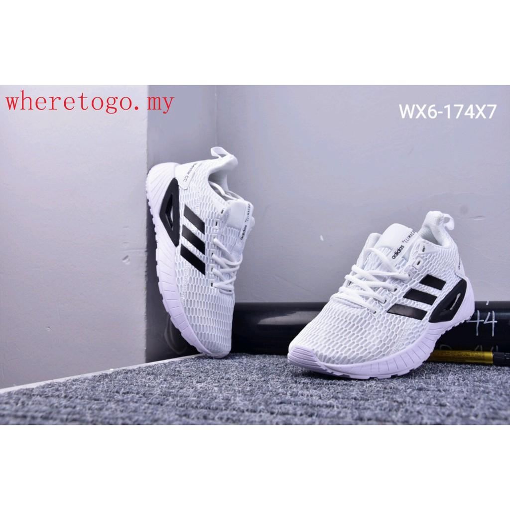 save off 120ca 94266 Ready Stock adidas questar cc w men women sports running walking shoes white