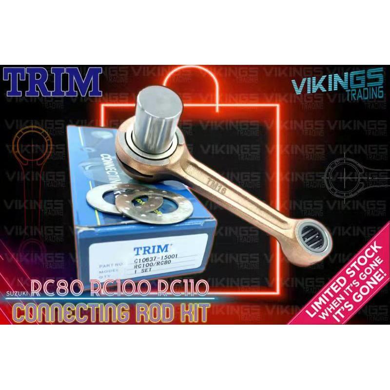 SUZUKI RC80 RC100 RC110 TRIM MALAYSIA CONNECTING ROD CON ROD