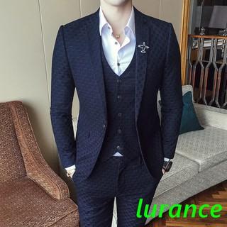 quality design new cheap running shoes Check Suits For Men Wedding Suit 2018 Vintage Plaid Suits For Men Costume  Homme