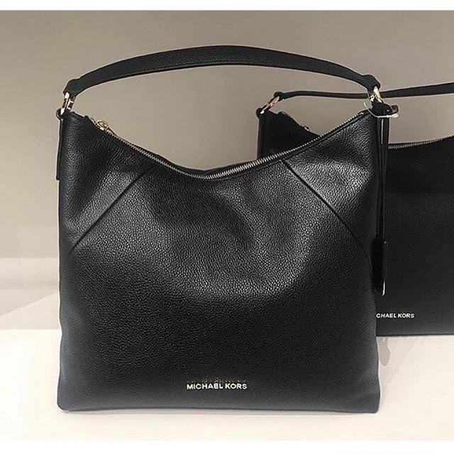 d6c0d53649763 🔥🔥🔥 YVES SAINT LAURENT YSL Large Niki Chain Bag in Vintage Crinkled  Leather🎁