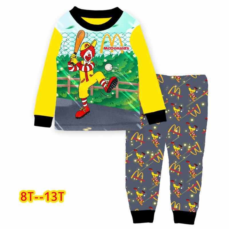 Cuddleme 8-13Y Pyjamas - McDonalds