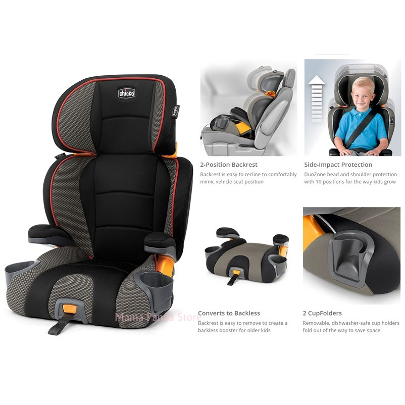Ready Stock Chicco Kidfit 2 In 1 Belt, Chicco Kidfit Booster Car Seat
