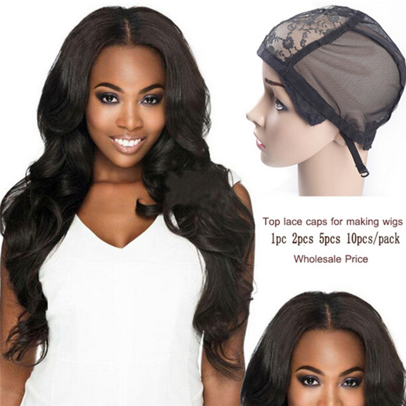 Weaving Wig Cap Adjustable Straps for Making Wigs Lace Mesh  c9d3e0b5a