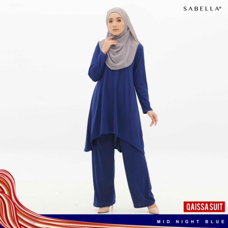 Sabella Qaissa Suit (Ready Stock)