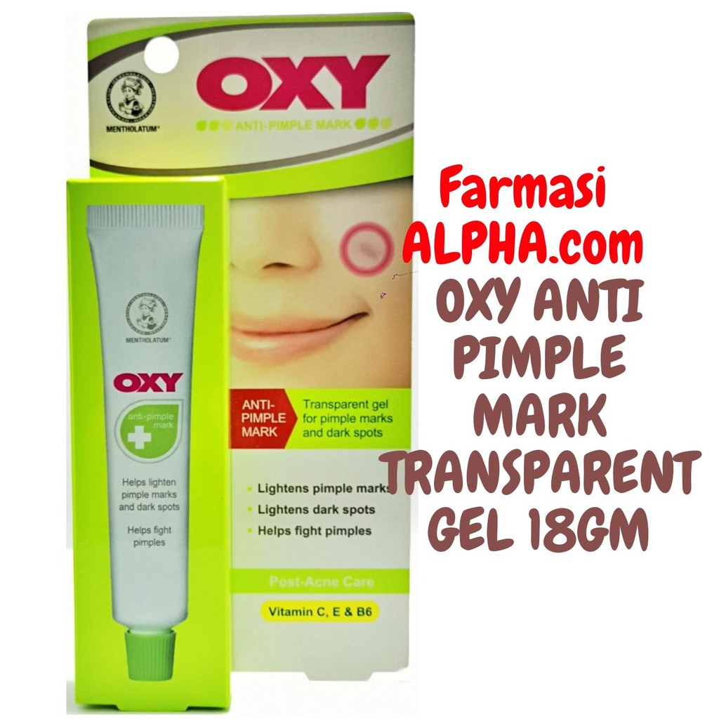 (New Packing) Oxy Anti Pimple Mark 18gm
