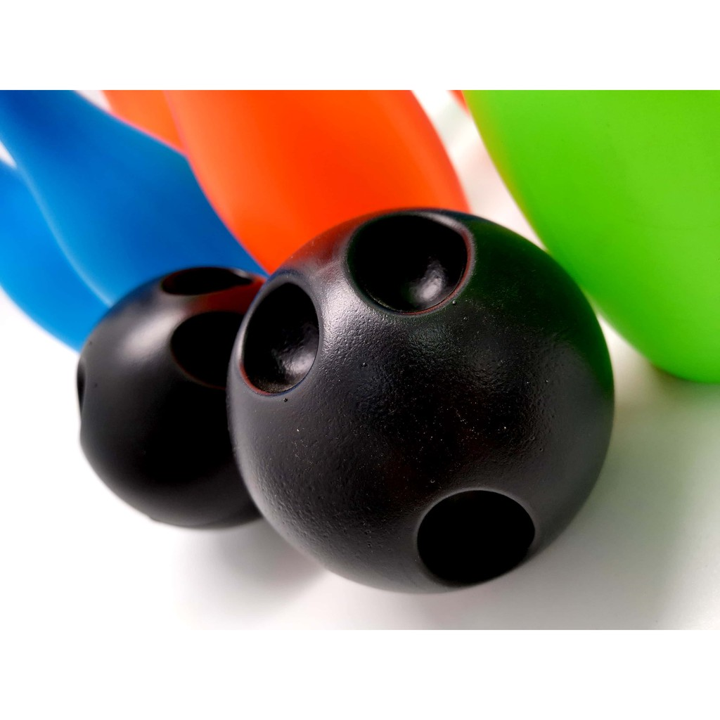 10 PINS BOWLING FUN EDUCATIONAL TOYS AND GAME PLAYSET (IN DOOR SPORT) FOR GIRLS AND BOYS