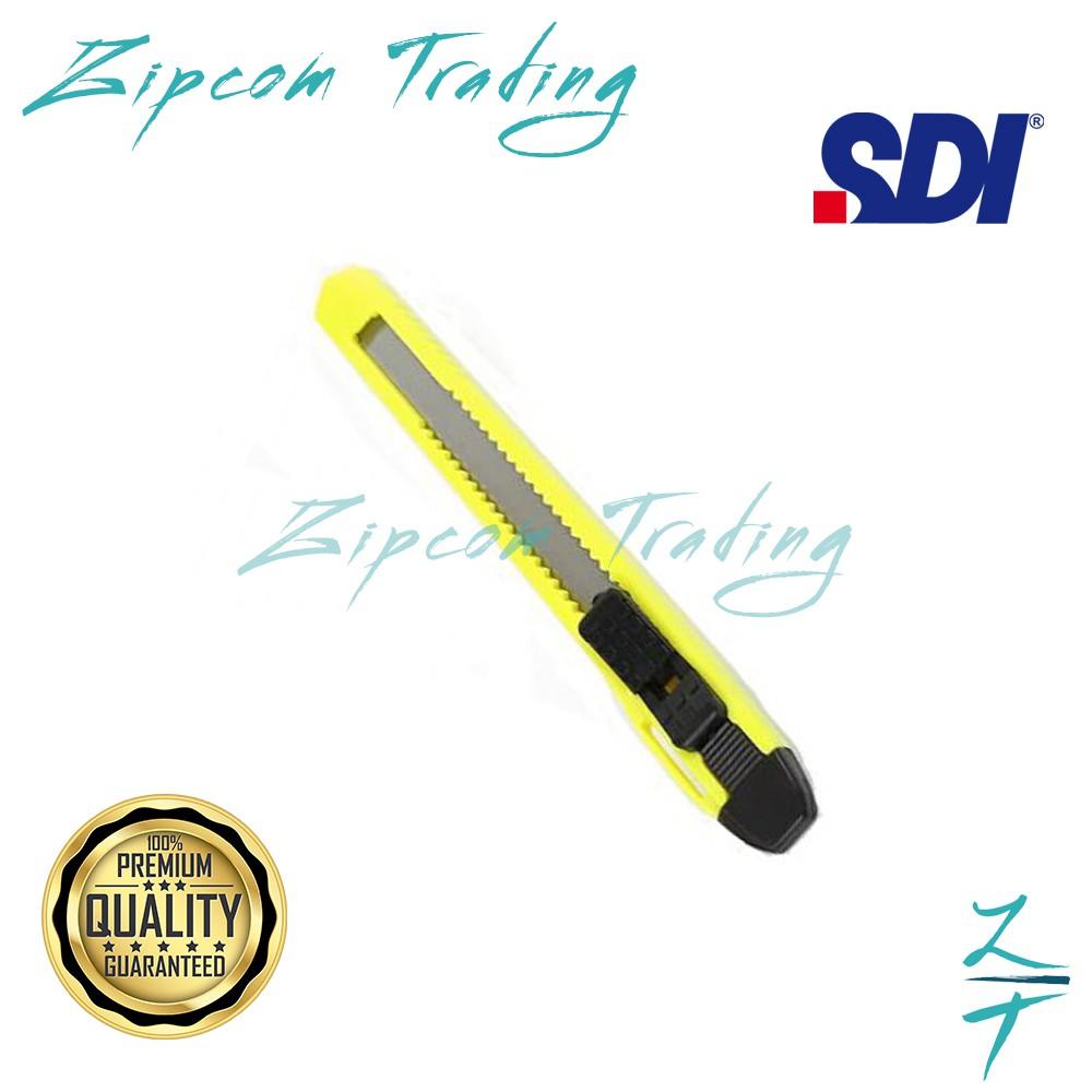 SDI CUTTER KNIFE (0411A & 0426A)