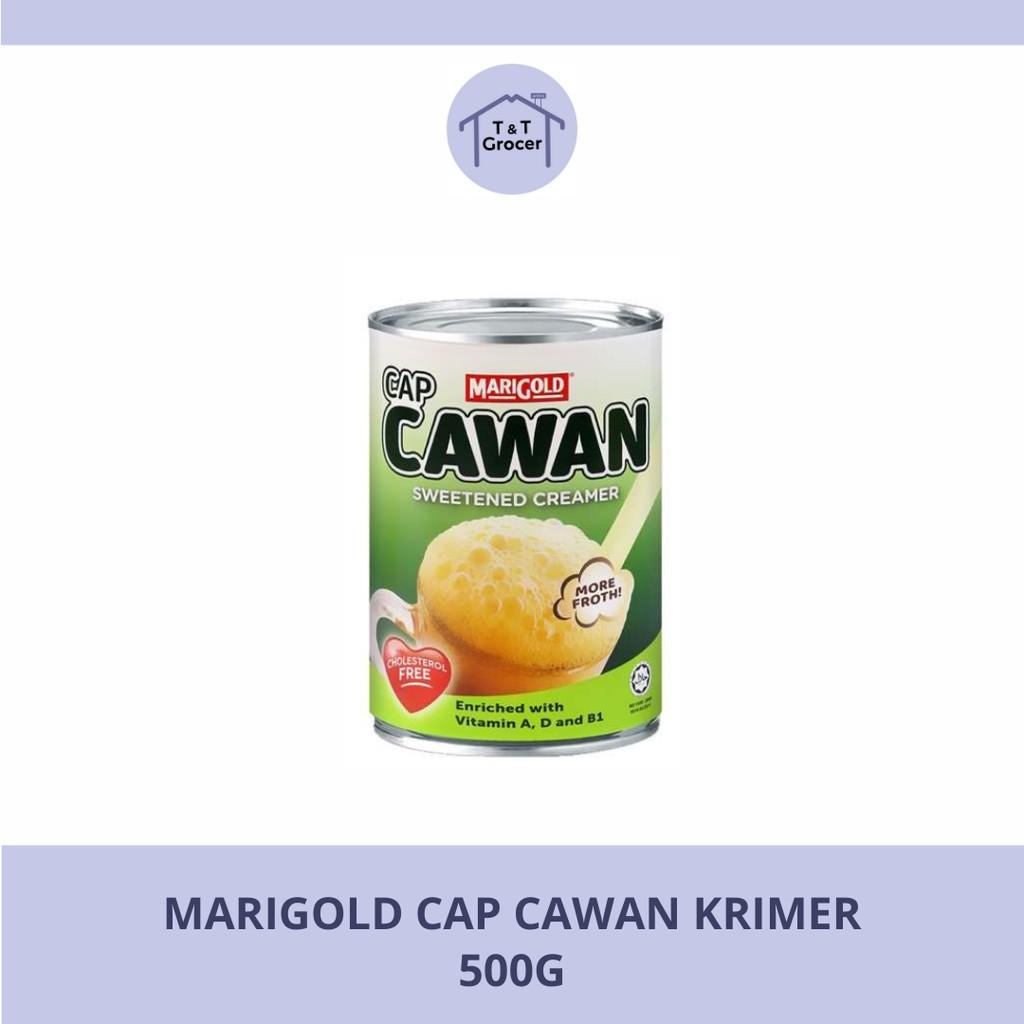 Marigold Krimer Cap Cawan (500g)