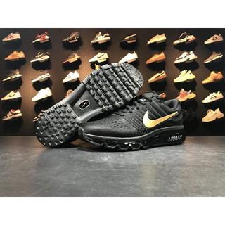 Original Nike Air Max 2017 Running Shoes Men Fashion Sport Sneakers 918091 991